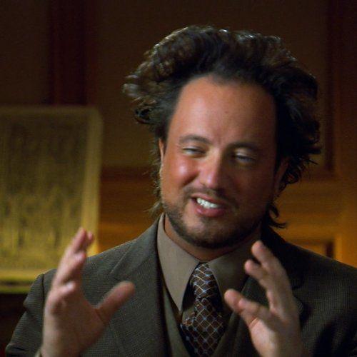 crazy hair scientist Blank Template - Imgflip
