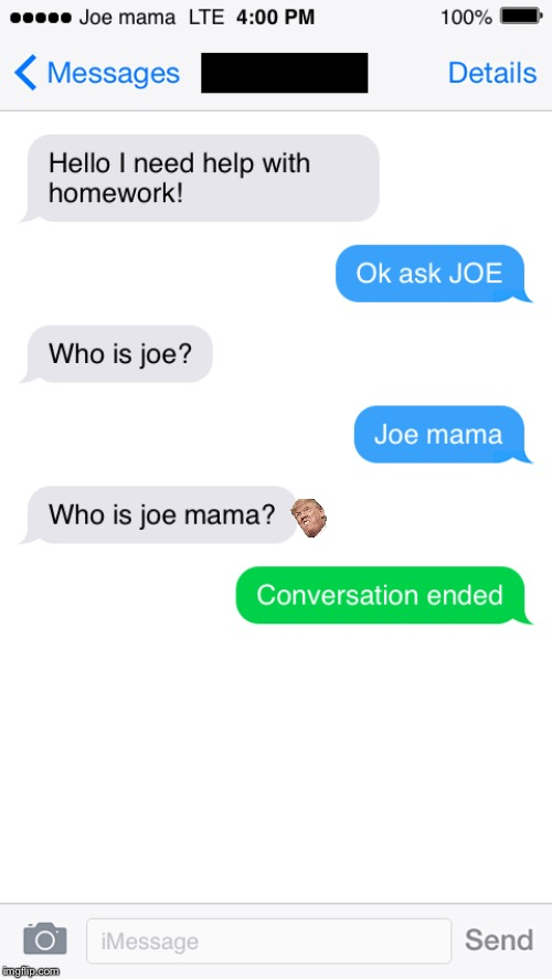 Joe | image tagged in memes,funny,joe | made w/ Imgflip meme maker