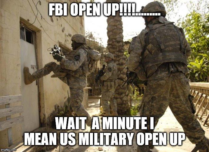 Politics Us Military Door Kick Memes Gifs Imgflip