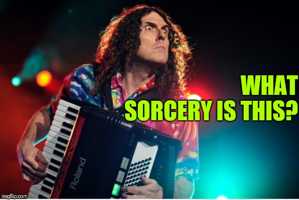 WHAT SORCERY IS THIS? | made w/ Imgflip meme maker