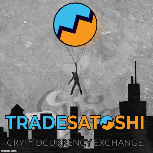 image tagged in tradesatoshi up | made w/ Imgflip meme maker