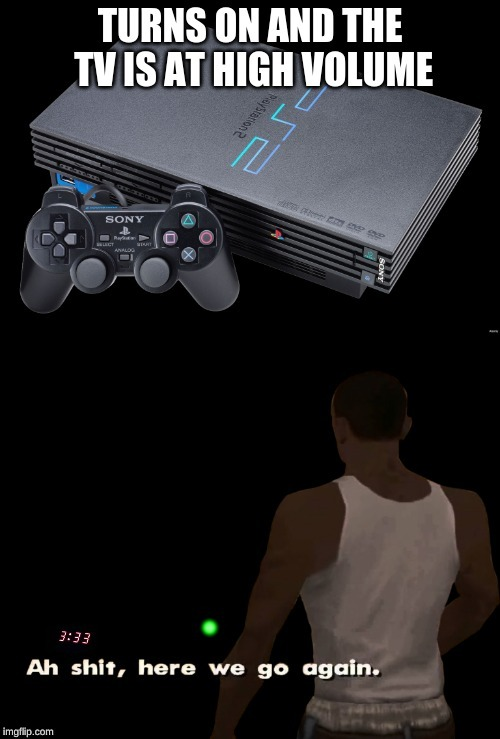 What will happen next? | image tagged in memes,ah shit here we go again,playstation,3 am,tv | made w/ Imgflip meme maker