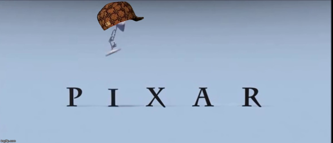 Pixar | image tagged in pixar | made w/ Imgflip meme maker