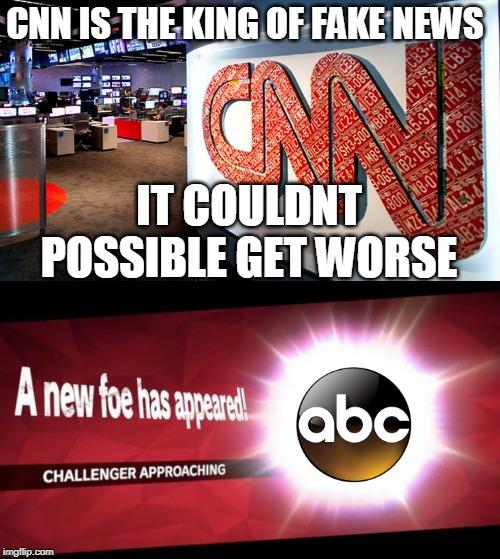 politics abc fake news Memes & GIFs - Imgflip