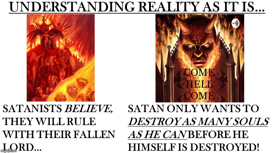 image tagged in satanists | made w/ Imgflip meme maker