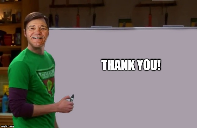 kewlew | THANK YOU! | image tagged in kewlew | made w/ Imgflip meme maker