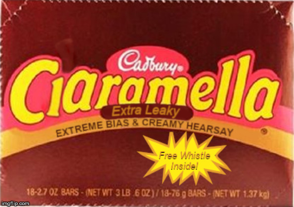The Candy Bar for Whistleblowers | image tagged in eric ciaramella,whistleblower,impeachment,deep state fraud | made w/ Imgflip meme maker