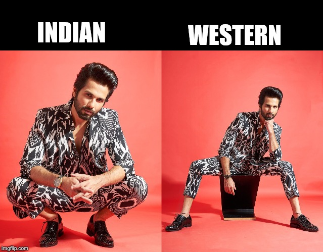 INDIAN WESTERN | image tagged in funny meme | made w/ Imgflip meme maker