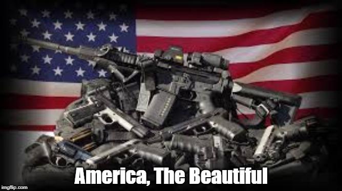 America, The Beautiful | made w/ Imgflip meme maker