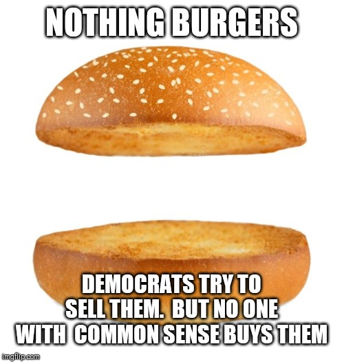 politics nothing burger Memes & GIFs - Imgflip