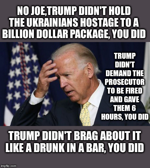 Joe Biden worries - Imgflip