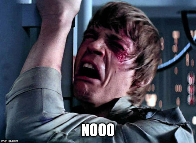 Nooo | NOOO | image tagged in nooo | made w/ Imgflip meme maker