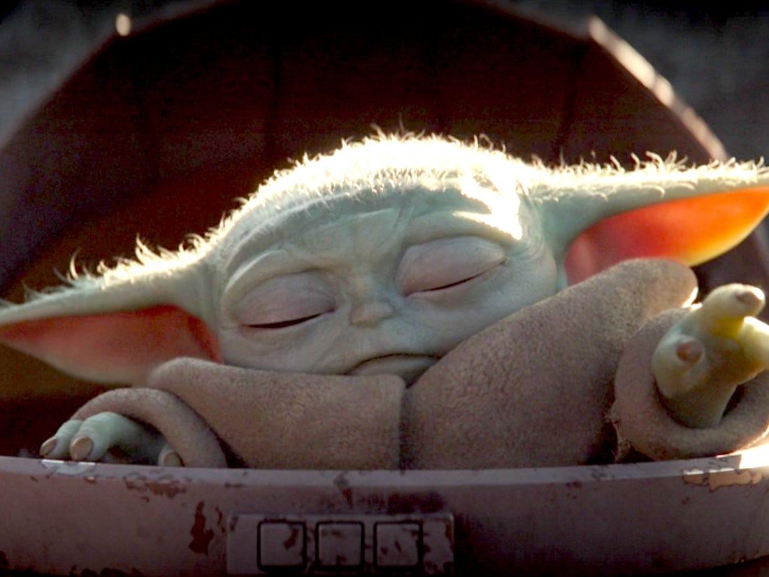 Baby Yoda Uses The Force Meme Generator Imgflip