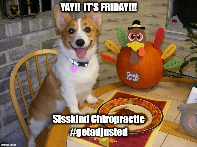 YAY!! It's Friday!!! | YAY!!  IT'S FRIDAY!!! Sisskind Chiropractic #getadjusted | image tagged in yay it's friday | made w/ Imgflip meme maker