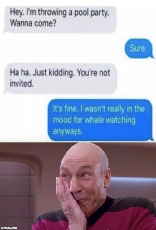 image tagged in picard oops | made w/ Imgflip meme maker