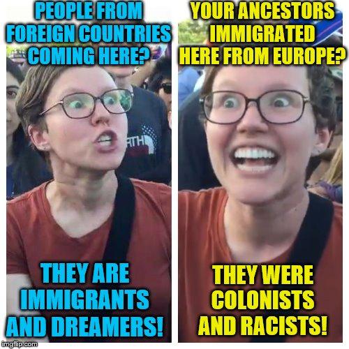 politics social justice warrior hypocrisy Memes & GIFs ...