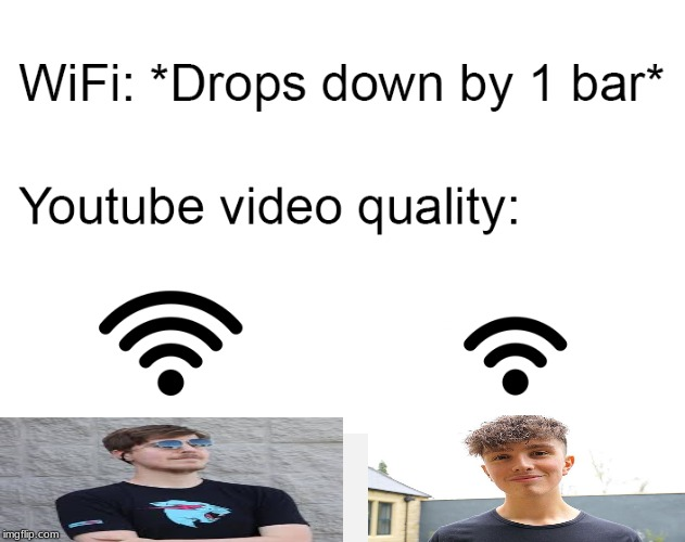 Wifi drops | image tagged in wifi drops | made w/ Imgflip meme maker