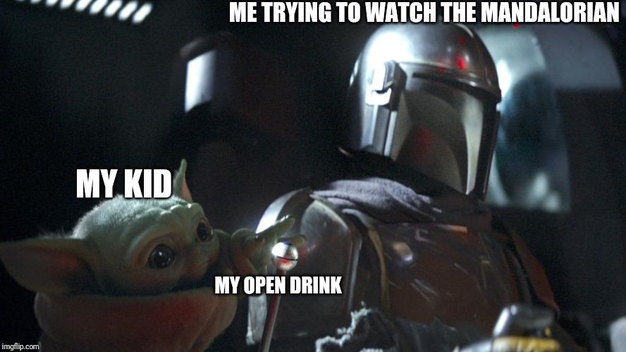 Baby Yoda - Imgflip