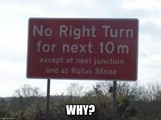 this sign belongs in this stream |  WHY? | image tagged in stupid signs | made w/ Imgflip meme maker