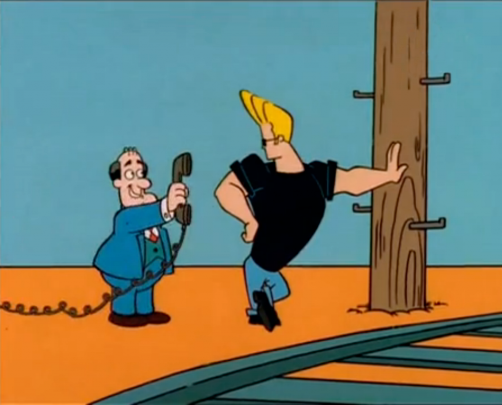 Johnny Bravo Blank Template - Imgflip
