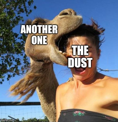 Another Onebites The Dust Meme - 10lilian
