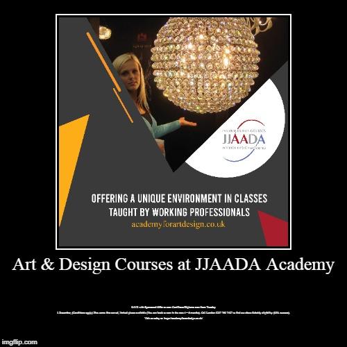 Art & Design Courses at JJAADA Academy - Imgflip