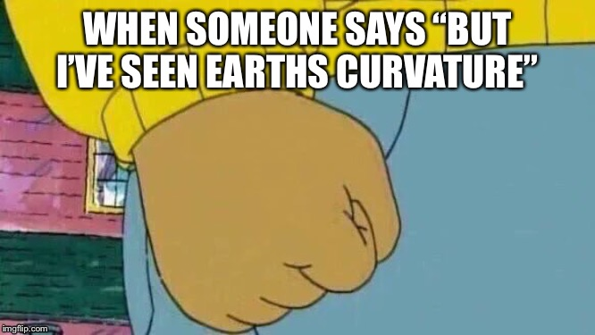 "Plane Earth |  WHEN SOMEONE SAYS ""BUT I'VE SEEN EARTHS CURVATURE"" 