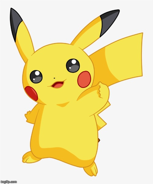 thumbs up pikachu | image tagged in thumbs up pikachu | made w/ Imgflip meme maker