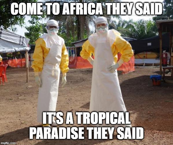 ebola corona memes