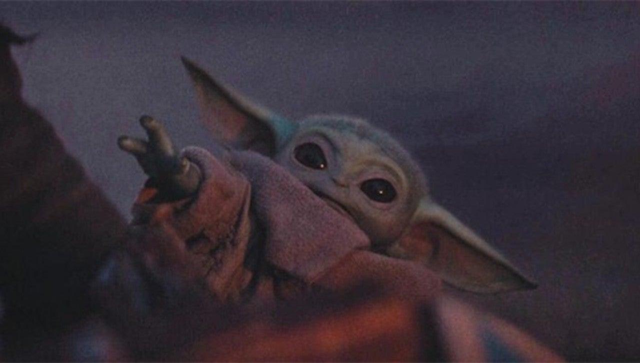 Force Baby Yoda Blank Template Imgflip