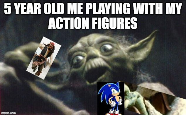 http://www.reocities.com/Area51/Meteor/9836/yoda/yodafunface2.jp | 5 YEAR OLD ME PLAYING WITH MYACTION FIGURES | image tagged in http//wwwreocitiescom/area51/meteor/9836/yoda/yodafunface2jp | made w/ Imgflip meme maker