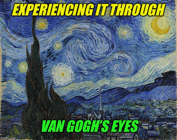 """Van Gogh - Starry Night - Google Art Project"" by Vincent van Go 