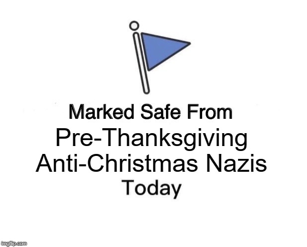 "May you be condemned to hear George Michael's ""Last Christmas"" for all eternity. 