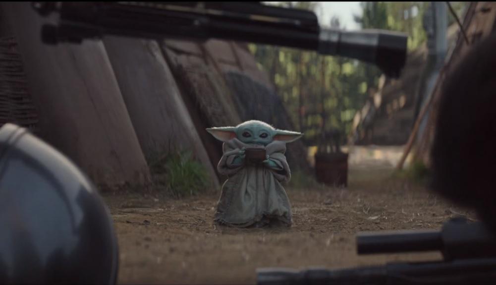Baby Yoda Soup Meme Generator Imgflip