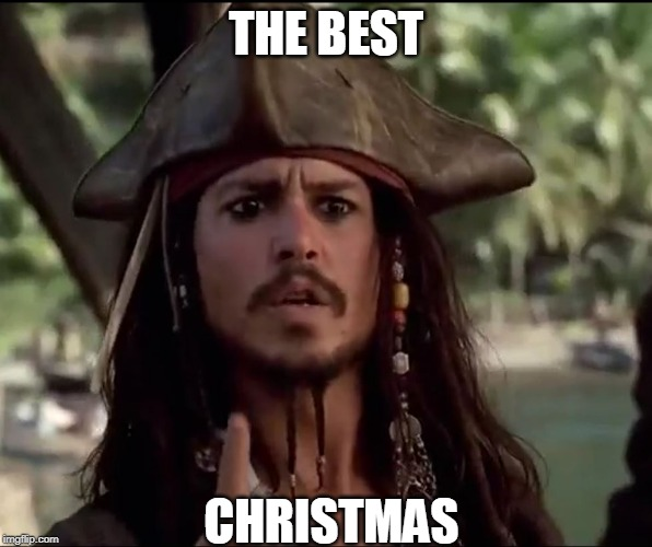 THE BEST CHRISTMAS | made w/ Imgflip meme maker
