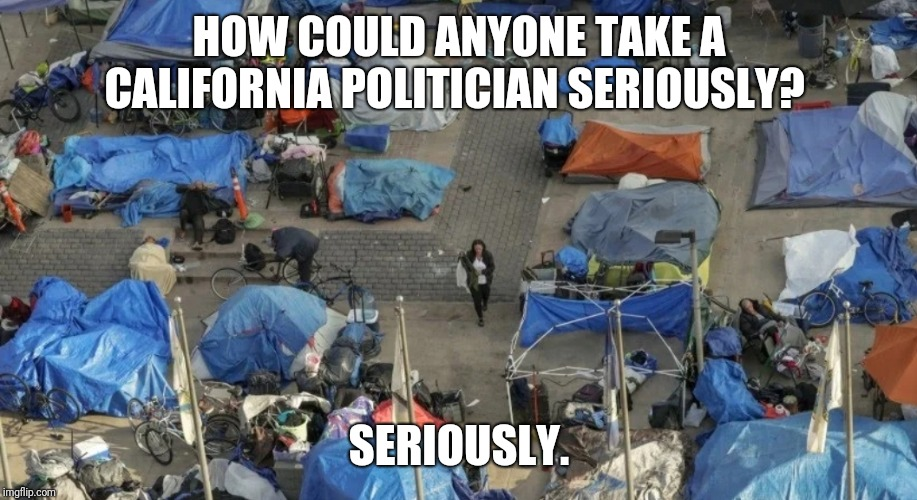 HOW COULD ANYONE TAKE A CALIFORNIA POLITICIAN SERIOUSLY? SERIOUSLY. | image tagged in so wrong,scumbag,politicians suck | made w/ Imgflip meme maker