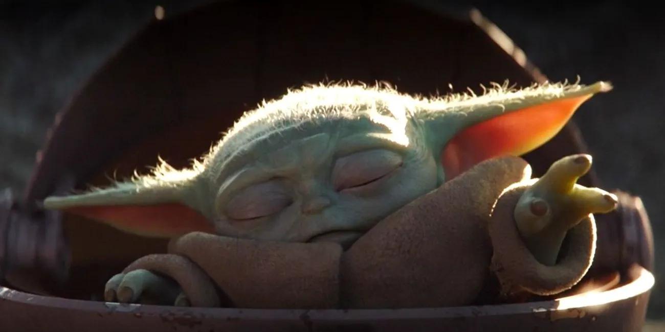 Baby Yoda Force Blank Template Imgflip