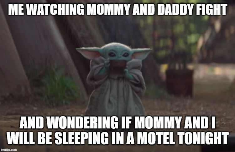 Baby Yoda sipping soup Memes - Imgflip