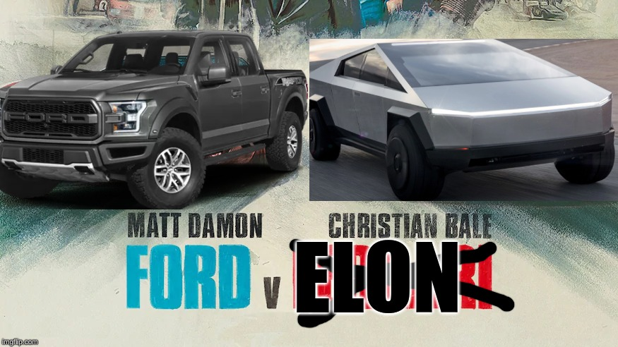 Who really won? | ELON | image tagged in tesla truck | made w/ Imgflip meme maker