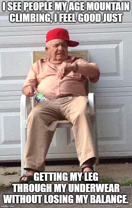 pimp old man Memes & GIFs - Imgflip