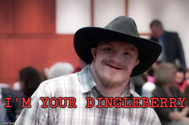 I'M YOUR DINGLEBERRY | made w/ Imgflip meme maker