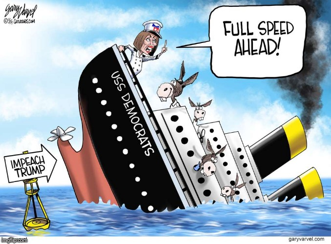 I had to share this ! | image tagged in repost,breaking news,cartoon,funny because it's true,sinking ship,nevertrump | made w/ Imgflip meme maker