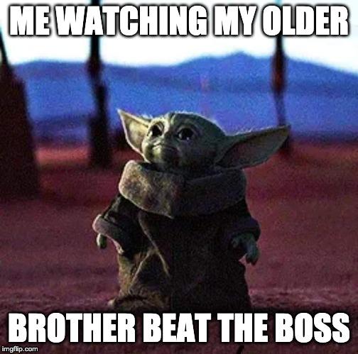 Baby Yoda Imgflip