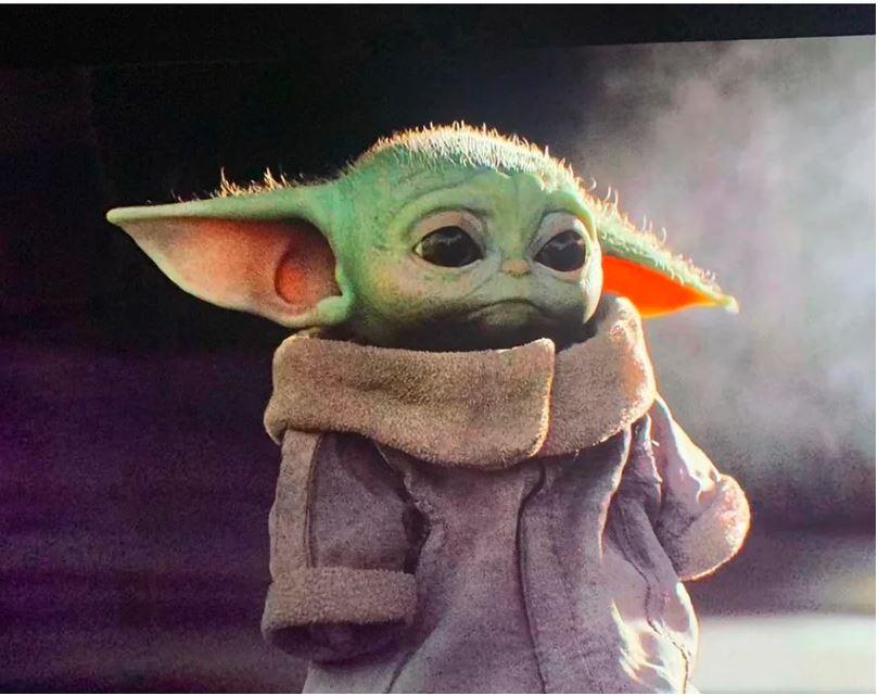 Sad Baby Yoda Blank Template - Imgflip