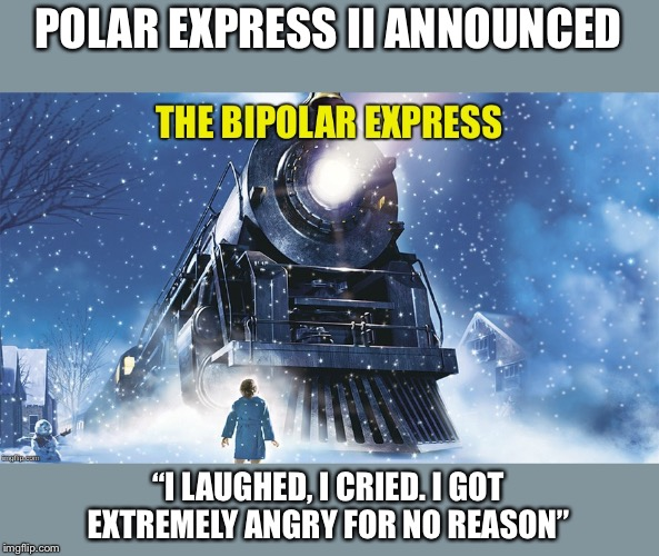 "Polar Express Sequel | POLAR EXPRESS II ANNOUNCED ""I LAUGHED, I CRIED. I GOT EXTREMELY ANGRY FOR NO REASON"" 