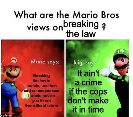 Mario Bros Views Memes Imgflip