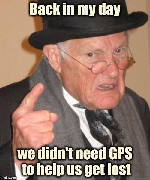 "(Bing)""you missed the turn""(Bing) 