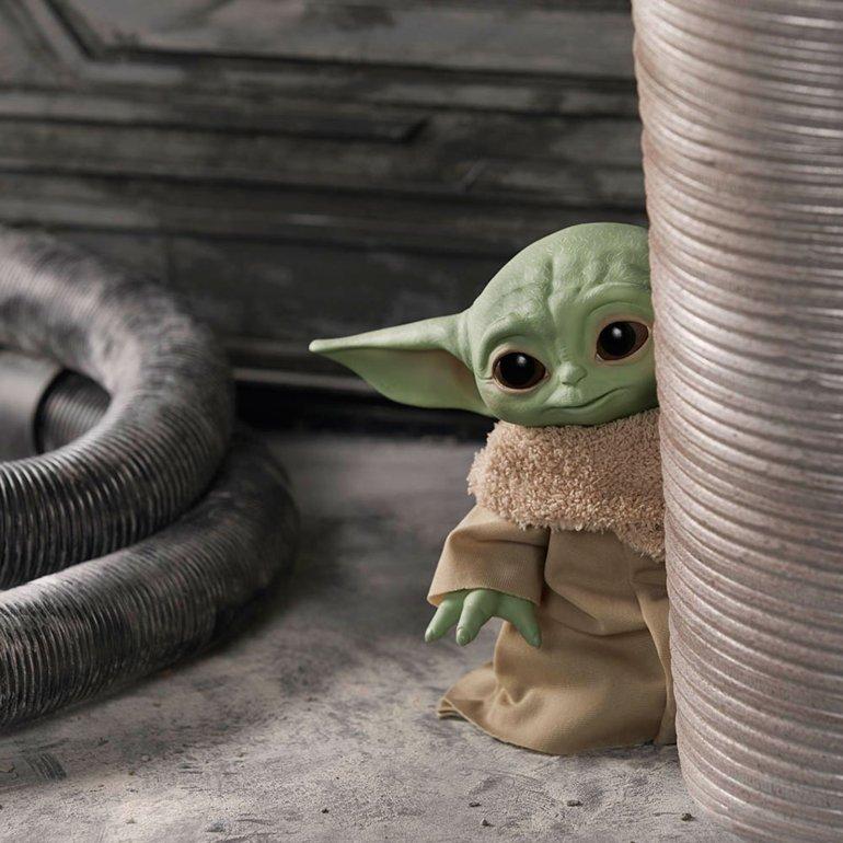 Baby Yoda Nap