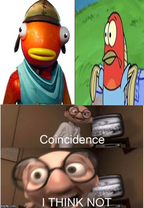 image tagged in coincidence i think not | made w/ Imgflip meme maker