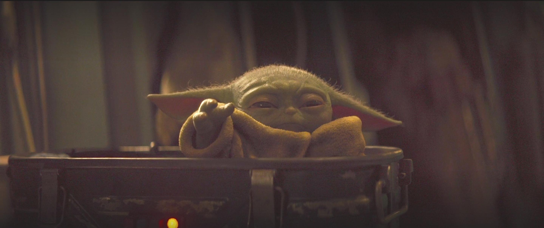 Baby Yoda Force Choke Blank Template Imgflip